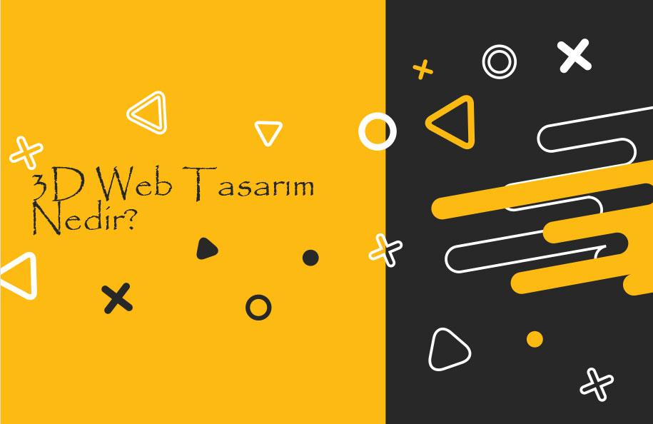 3d Web Tasarım
