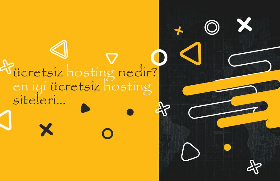 Hosting Ücretsiz