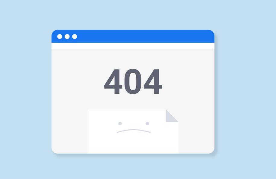 404 Sayfaları