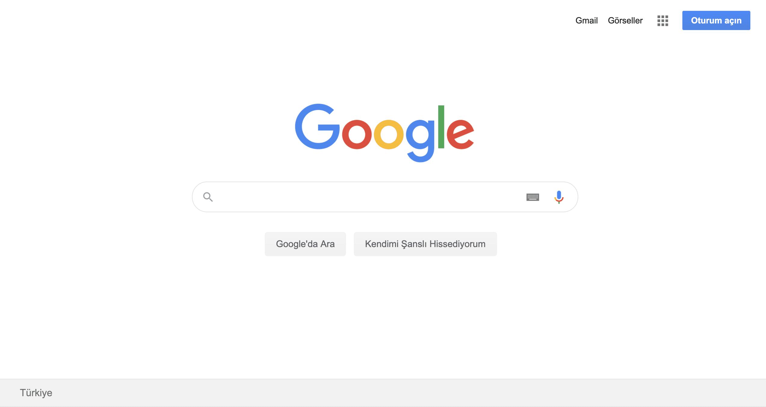 Google Arama Konsolu