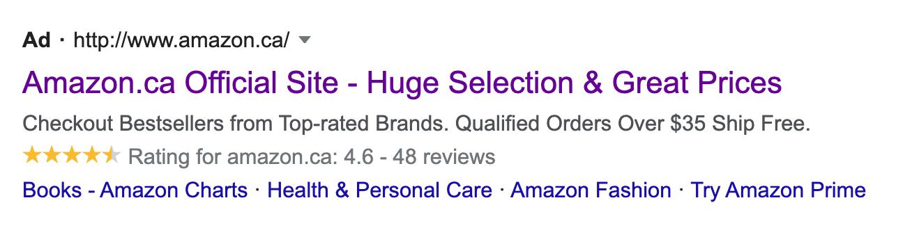 Ücretli Reklamlar ve Google Yıldızları