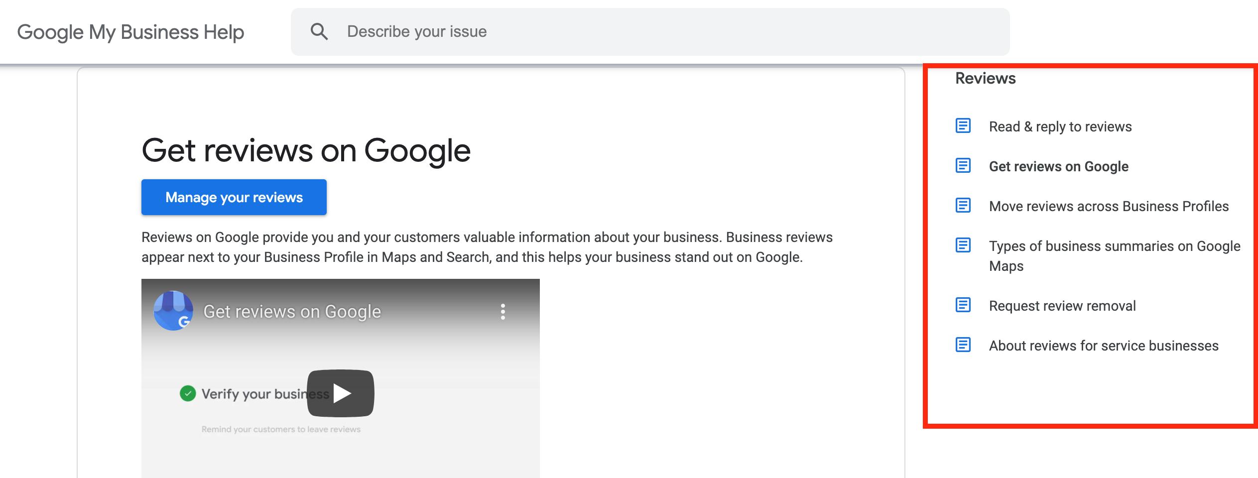 Google My Business profil sahipleri