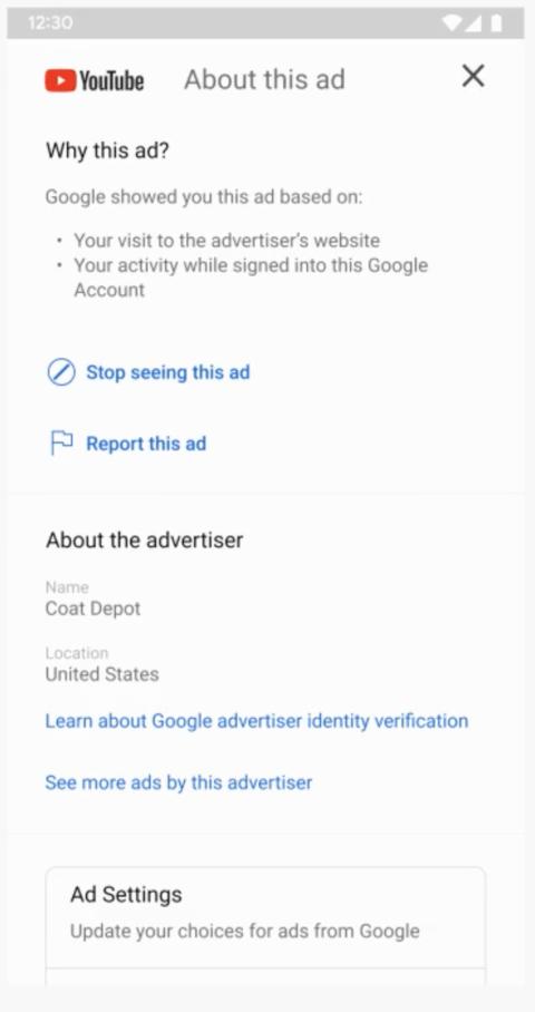 Reklamveren Sayfaları nedir?