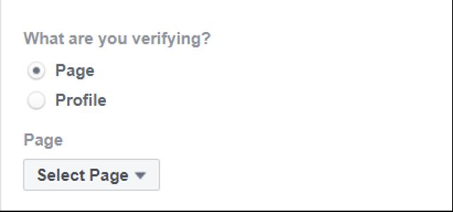 Bir Facebook Sayfasını veya Profilini Doğrulayıp Doğrulamadığınızı Belirtin